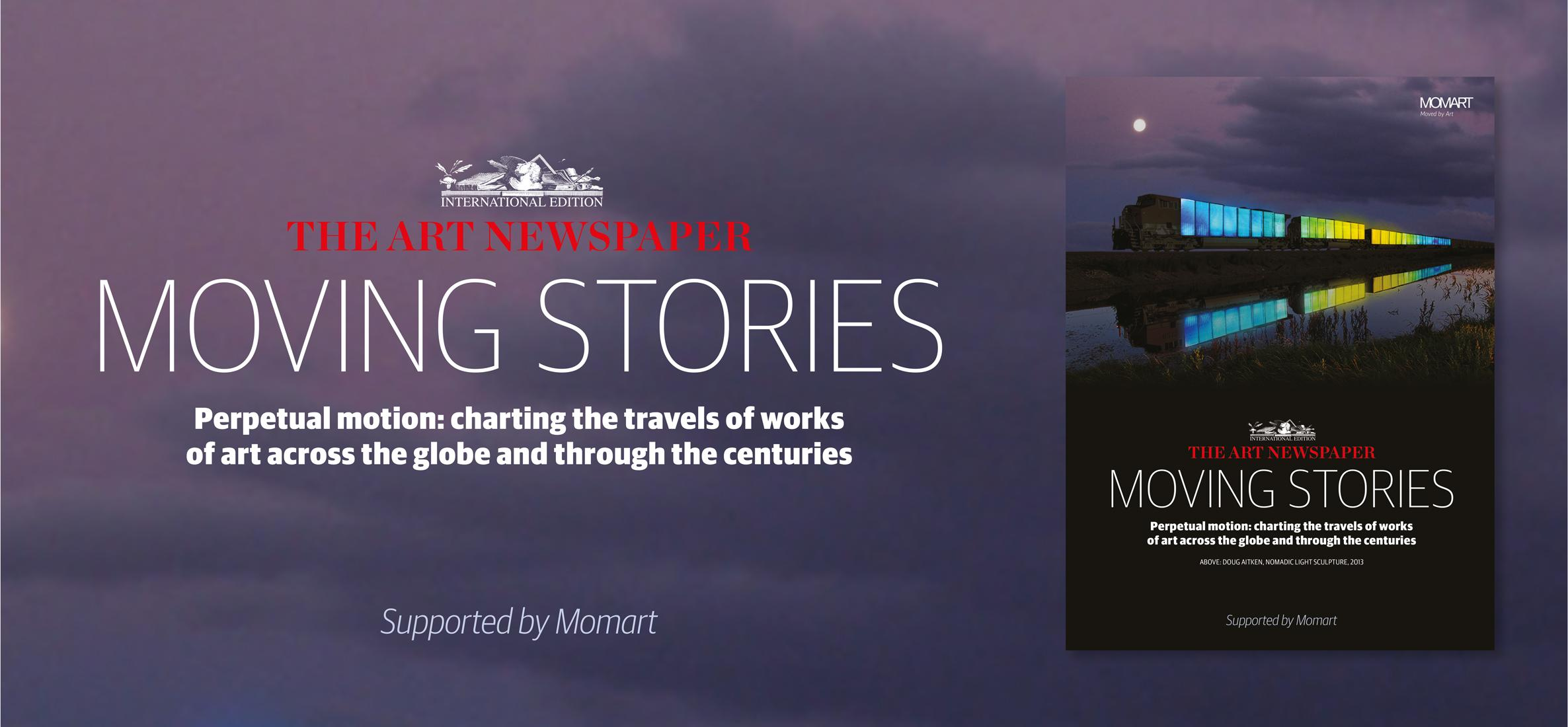Momart - Moving Stories Magazine