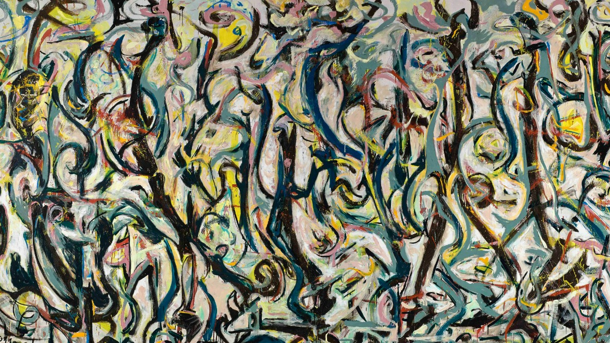 a report on abstract expressionism It featured 17 artists, most of whom were associated with abstract expressionism,  including mark rothko, jackson pollock, willem de kooning,.