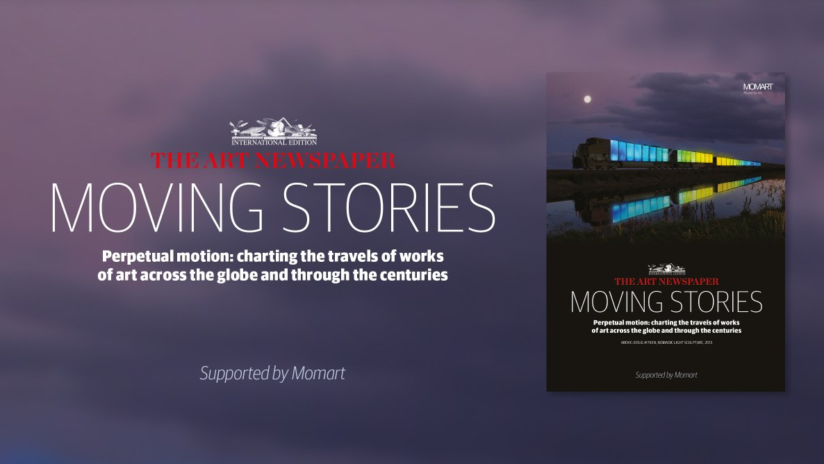 Art Newspaper_Moving Stories Magazine_BANNER